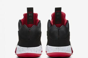 "Air Jordan 35 ""Bred"" Officially Revealed: Photos"