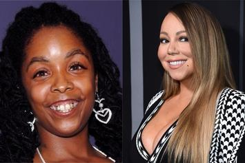 Khia Throws Shade At Mariah Carey