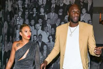 Lamar Odom & Sabrina Parr Exchange Receipts On Who Hacked Odom's Account