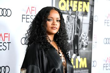 "Rihanna Tells Fans Demanding New Album To ""Grow Up"""