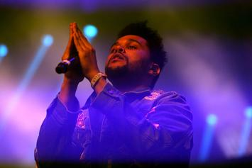 """The Weeknd Breaks Another Billboard Record With """"Blinding Lights"""""""