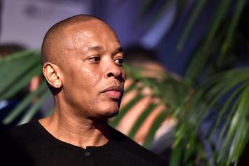 Dr. Dre's Home Hit By Burglars After Brain Aneurysm Hospitalization