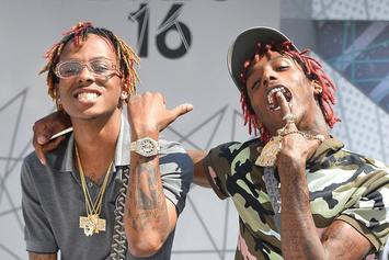 """Rich The Kid Shares Famous Dex Call From Rehab: """"I've Learned So Much"""""""