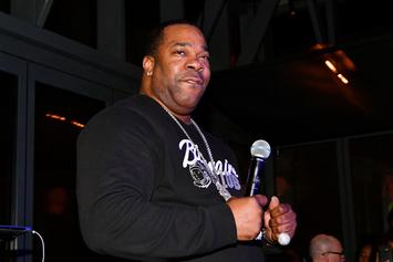 "Busta Rhymes Recalls Duct-Taping Stomach To Film ""Czar"" Music Video"