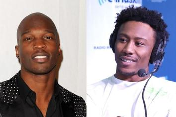 Chad Ochocinco & Brandon Marshall Get In Heated Exchange On Podcast