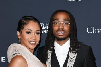 "Saweetie Talks Hiding Quavo Romance: Hip Hop ""[Credits] A Man For A Woman's Success"""
