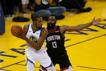 James Harden & KD Reportedly Discussed Trade For Months
