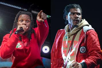 Denzel Curry & Smino Realize They Are Cousins