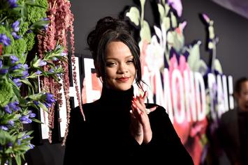Rihanna Honors Dr. King, Shares Photos From Visit To Lorraine Motel In Memphis