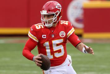 Patrick Mahomes Cleared To Play In AFC Championship Game