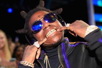 """Kodak Black & Trump Twin Out With Ridiculous Meme: """"We Locked In Na"""""""