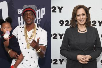 Boosie Badazz Says He Was Shocked To Find Out Kamala Harris Likes Tupac