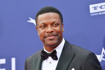 """Chris Tucker Was Only Paid $10K For """"Friday"""" Role: """"I Wanted The Opportunity"""""""