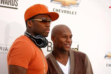 50 Cent Wants To Fight Floyd Mayweather