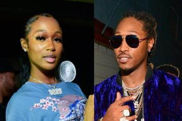 Dess Dior Thanked By Future's Sister Over Birthday Present For Their Mother