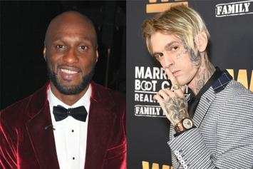 Lamar Odom Vs. Aaron Carter Boxing Match Announced