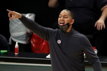 Tyronn Lue Dismissive Of Jared Dudley's Paul George Comments