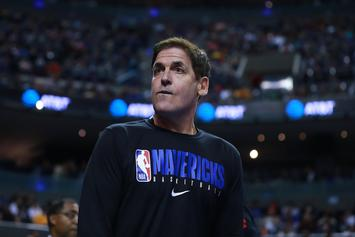 "Mark Cuban Says ""F*ck You"" To ESPN Reporter"