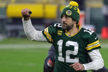 Aaron Rodgers Wins Third NFL MVP Award