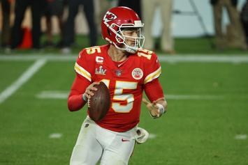 Patrick Mahomes Addresses Chiefs Fans After Super Bowl Loss