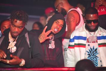 Pooh Shiesty Taunts Allegedly-Paralyzed Rapper Who Dissed Him & Lil Durk