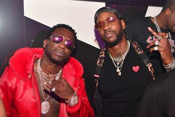 "2 Chainz Praises Gucci Mane: ""Most Consistent Artists From The Era"""