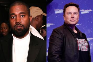 Kanye West And Elon Musk Are Headed To Clubhouse