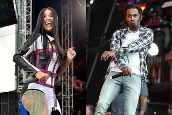 Cardi B Says She Has A Song With Playboi Carti