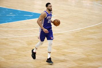 Ben Simmons Claims He's The Best Defender In The NBA