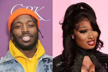 Megan Thee Stallion & Pardison Fontaine Heat Up Romance Rumors With Playful Exchange