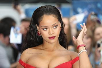 """Rihanna Continues Teasing The Release Of """"R9"""""""