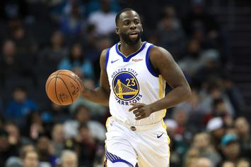 "Draymond Green Admits Nets Are ""Team To Beat"" In The Eastern Conference"