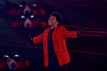 The Weeknd Receives A Bunch Of Love On His Birthday