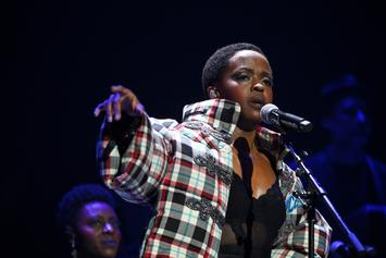"""Lauryn Hill's """"The Miseducation Of Lauryn Hill"""" Certified Diamond"""
