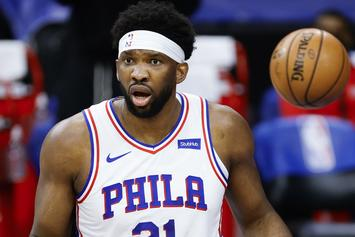 "Joel Embiid Reveals Why He Is ""Unguardable"""