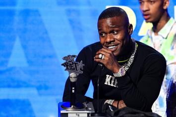 """DaBaby Says """"Errybody Dying"""" If Anyone Steals His Chain"""