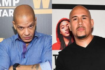 """Peter Gunz & Cisco Rosado To Settle Their """"Love & Hip Hop"""" Beef In The Ring"""