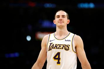 Alex Caruso Reveals Why He Turned Down Slam Dunk Contest