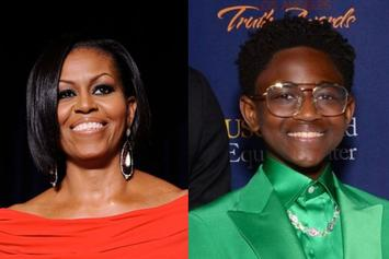 """Michelle Obama Is """"So Proud"""" Of Zaya Wade: """"Just An Amazing Role Model"""""""