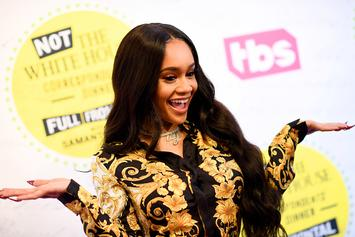 """Saweetie Hints At Upcoming Collab With Someone """"Iconic,"""" Fans Speculate It's Nicki Minaj"""