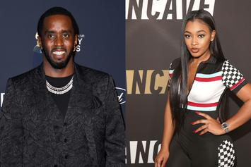 Diddy & Miracle Watts Dating Rumors Heat Up