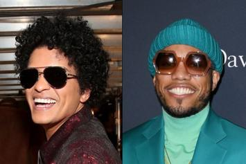 Bruno Mars & Anderson .Paak Beg Grammys To Add Silk Sonic To Performances