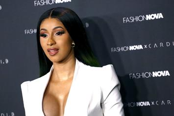 """Cardi B """"Did Not Approve"""" E! True Hollywood Story"""