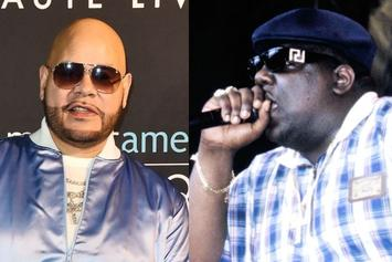 "Fat Joe Claims He & Biggie Were Working On A Project: ""We Cut About Five Songs"""