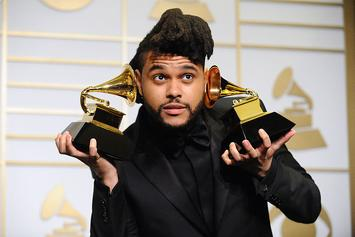 The Weeknd Makes Sure He'll Never Be Nominated Again At The Grammys