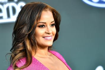 "Claudia Jordan Hopes Zaya Wade Doesn't ""Feel Any Pressure"" Or Have ""Regrets"""