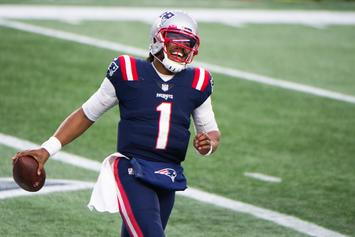 Cam Newton Re-Signs With The Patriots, Fans React