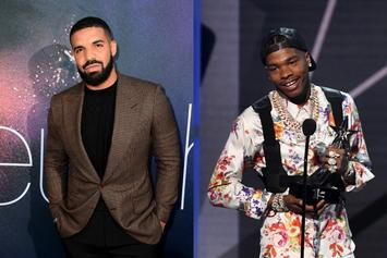 "Drake, Lil Baby & Pop Smoke Hold Down Our ""Fire Emoji"" Playlist"