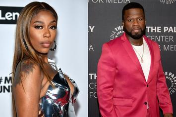 "Kash Doll Throws Lavish ""Kash Bash"" Hosted By 50 Cent To Celebrate Her Birthday"