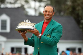 """Tiger Woods Is Home From Car Crash & Is """"Getting Stronger Everyday"""""""